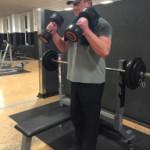 Bizeps Übungen, Hanteltraining, Muskelaufbau