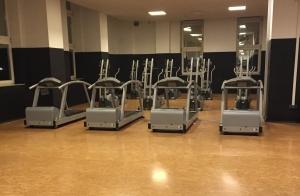 Laufbänder zum Aufwärmen, Cool down oder Cardio Training.